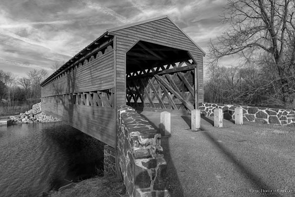 A Look at Historic Sachs Covered Bridge