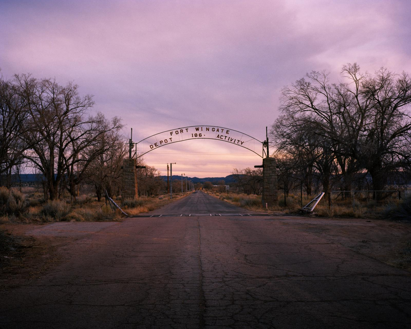 Ft. Wingate, New Mexico, 2016