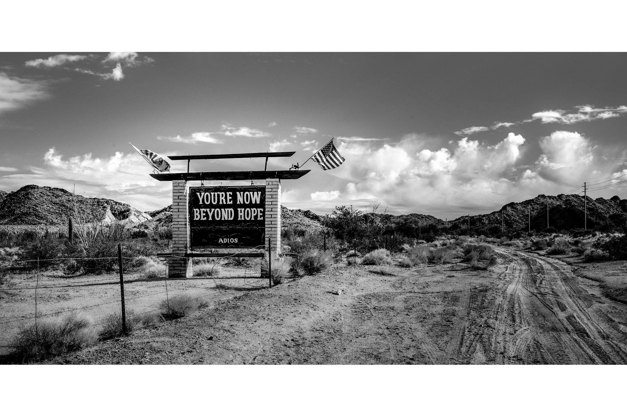 Hope, AZ - 2018