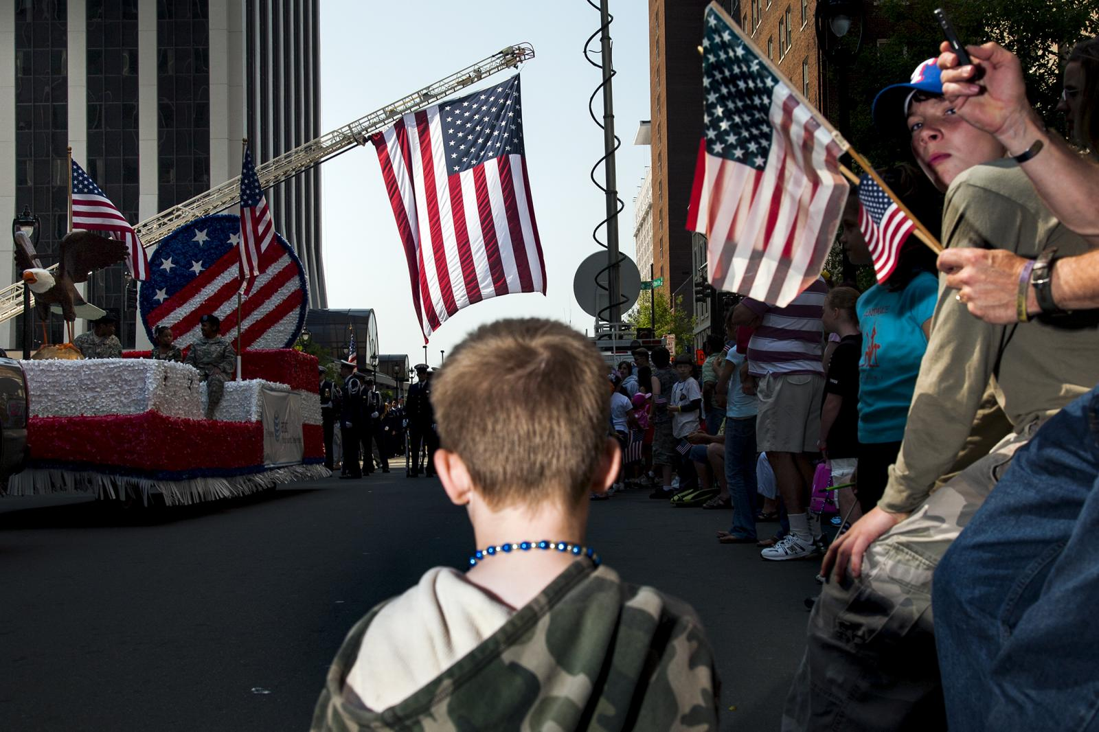 Salute to Our Troops, Raleigh, NC, 2008