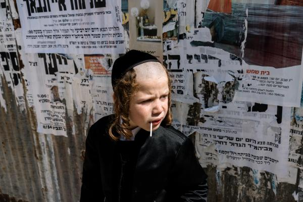 Children of Mea Shearim