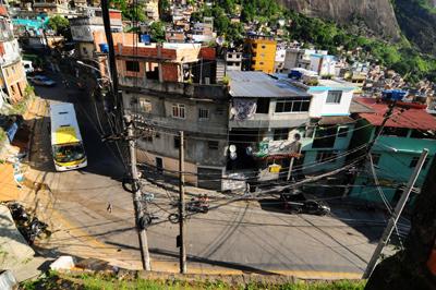 Motoboys of Rocinha