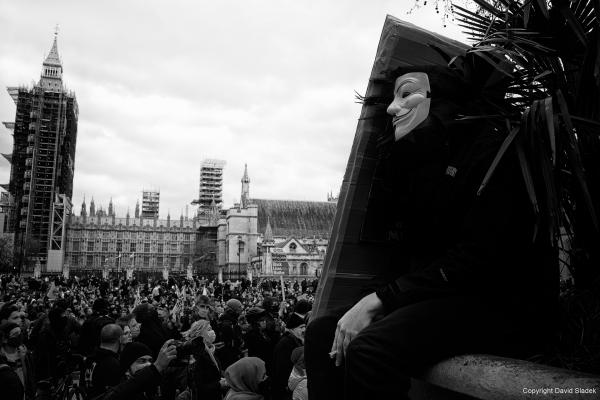 #KillTheBill protest in London ends with dozens of arrests, 04/03/2021