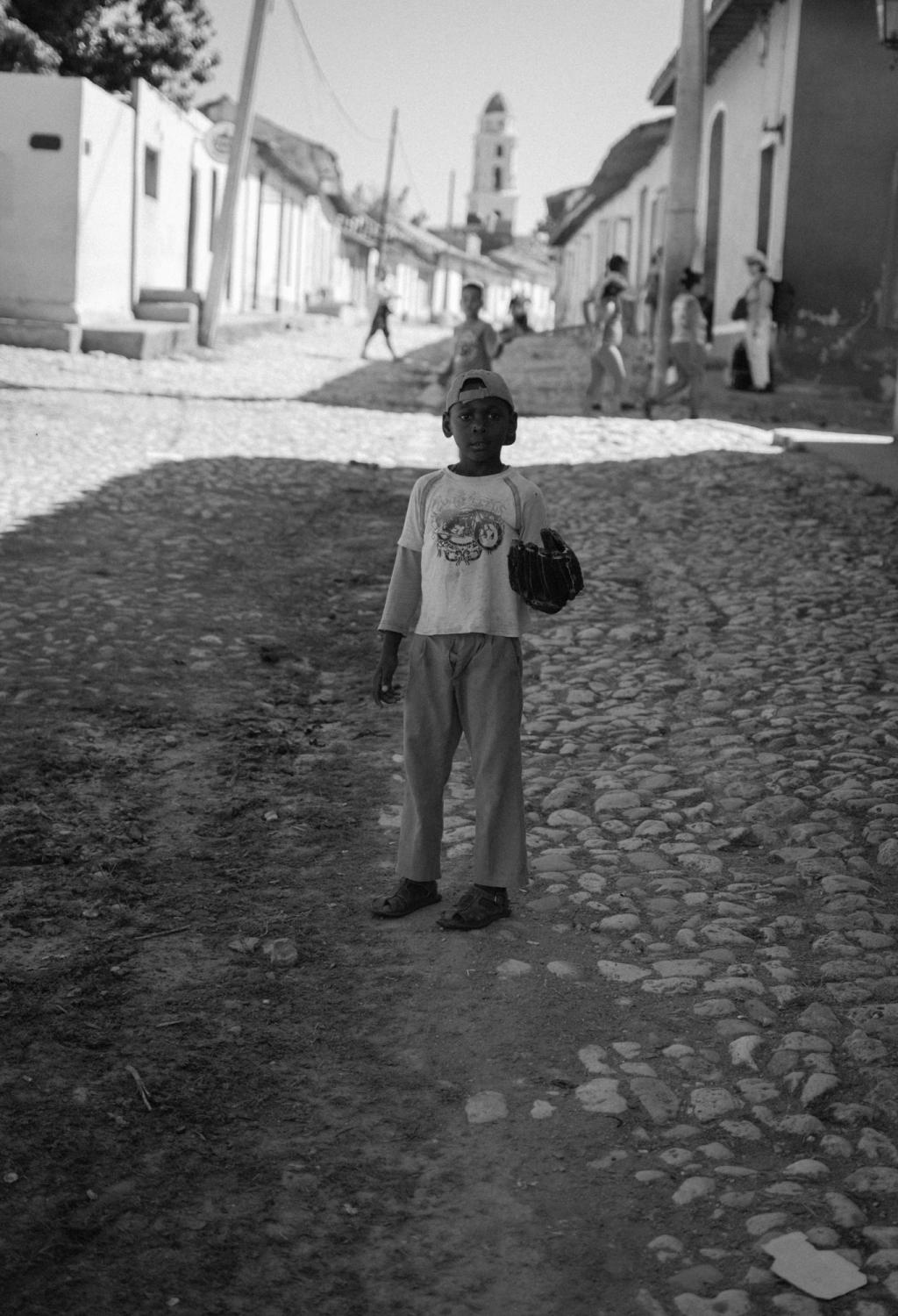 Trinidad. Alongside boxing and soccer, baseball (pelota) is one of the most represented sports on the island.