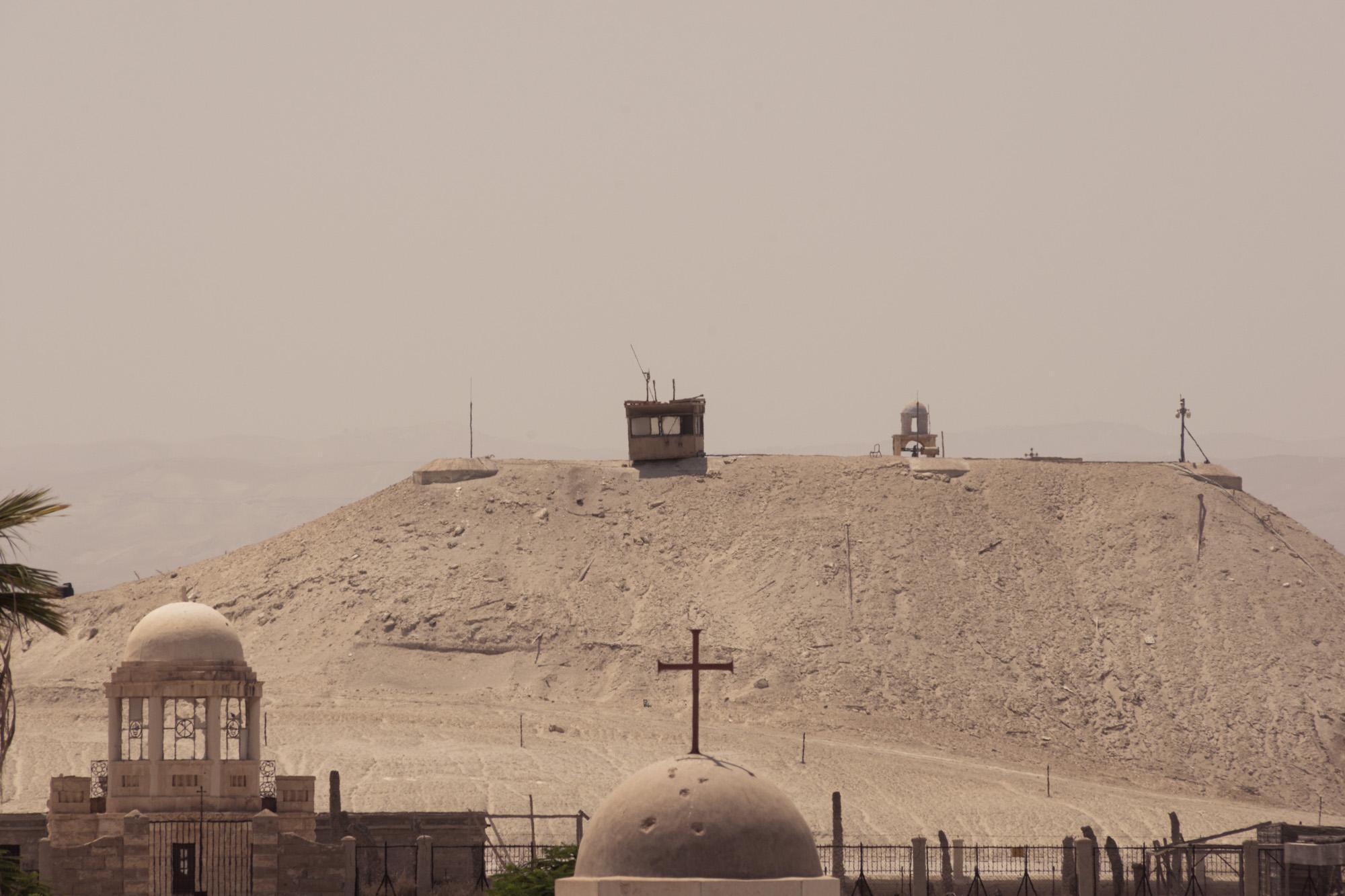 Trip through Jordan from Amman to Aqaba in july 2017.
