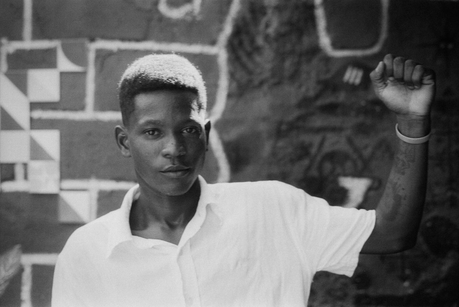 Cuban teenager, Havana