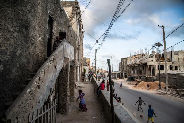 Narrow Alleys of Xamar Weyne