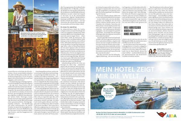 Booming Lisbon for Stern magazine