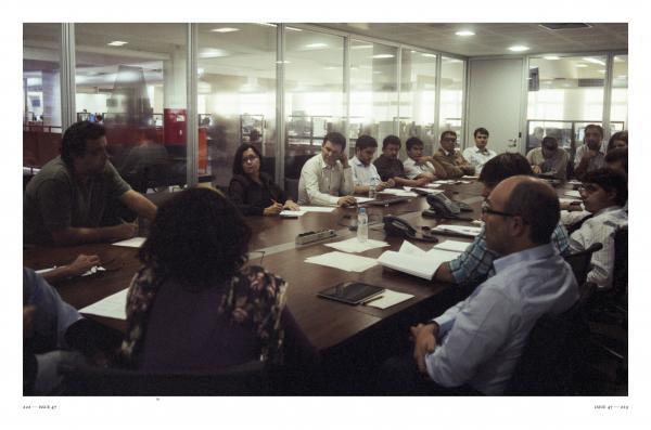 Folha de Süo Paulo, Brazil's biggest and most influential newspaper, for Monocle magazine