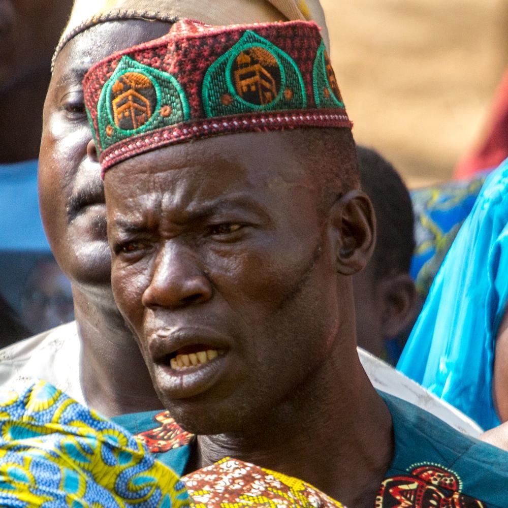 Photography image - Loading Faces_at_a_Rally_by_Adeyinka_Yusuf01.JPG