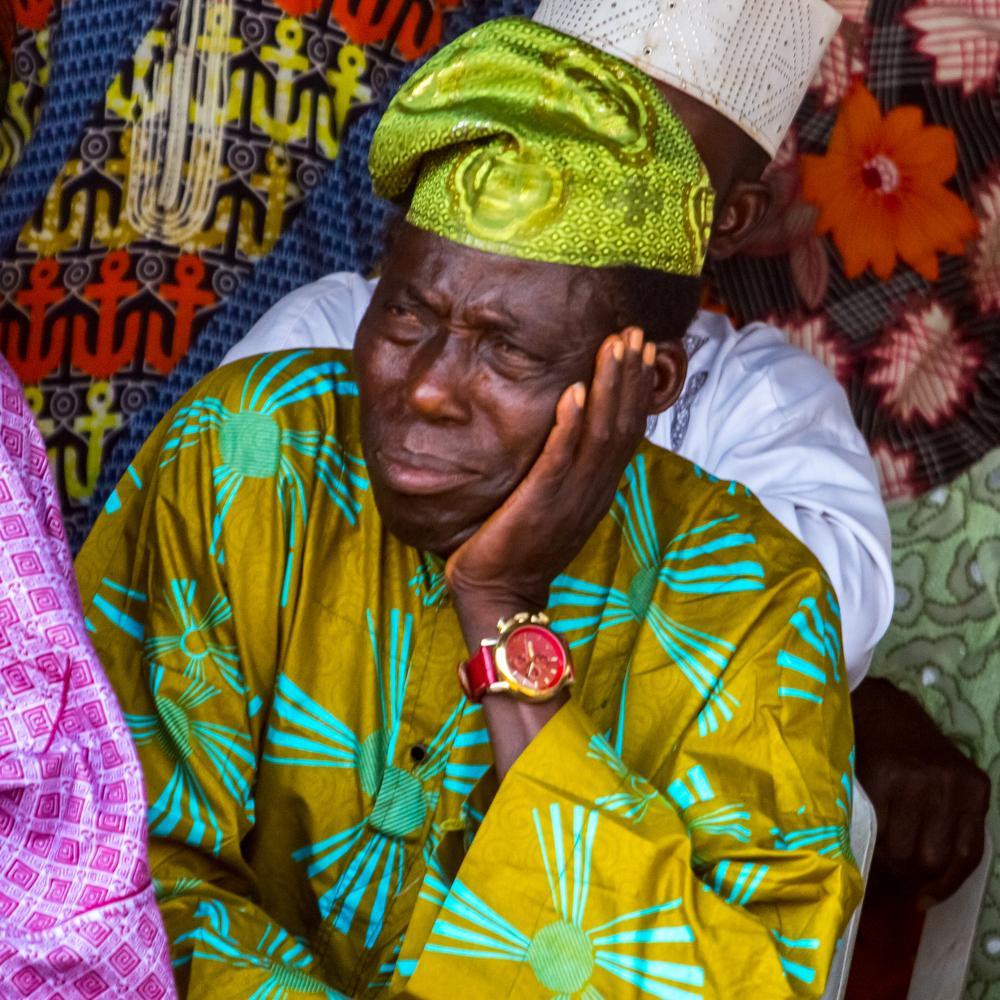 Photography image - Loading Faces_at_a_Rally_by_Adeyinka_Yusuf02.JPG