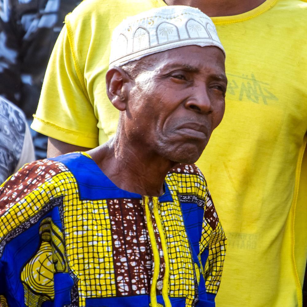 Photography image - Loading Faces_at_a_Rally_by_Adeyinka_Yusuf03.JPG