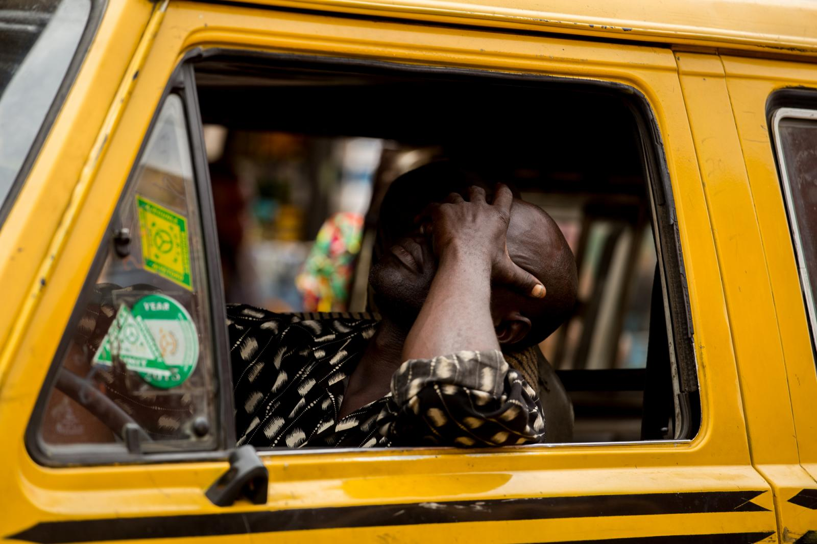 Photography image - Loading Sleeping_On_Duty_Adeyinka_Yusuf_03.JPG