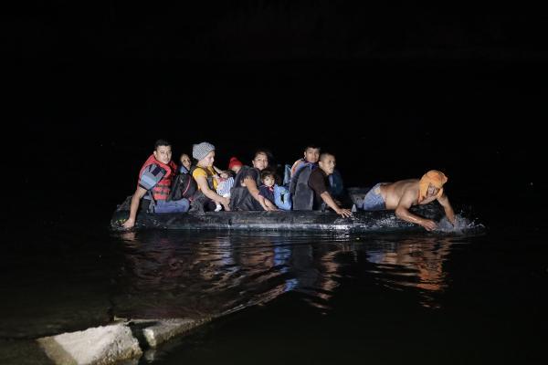 Night on the Rio Grande