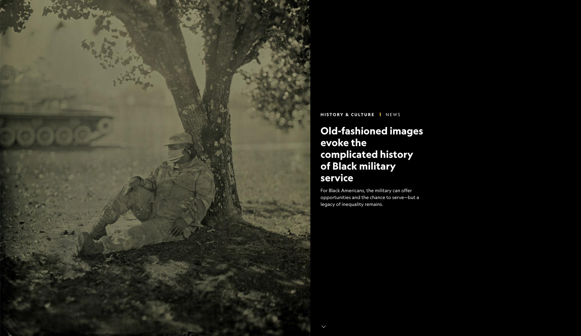 Rashod Taylor for National Geographic