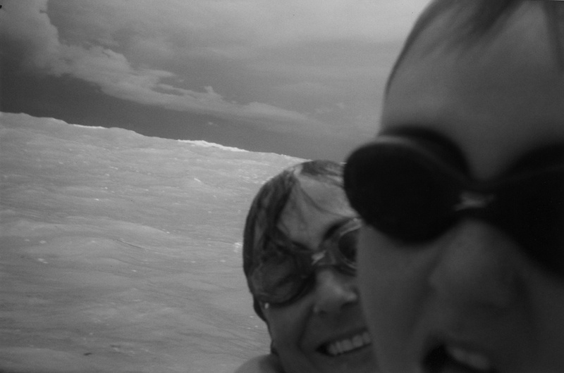 Art and Documentary Photography - Loading 25_at age 11 with Mom in Gulf of Mexico.2002.jpg