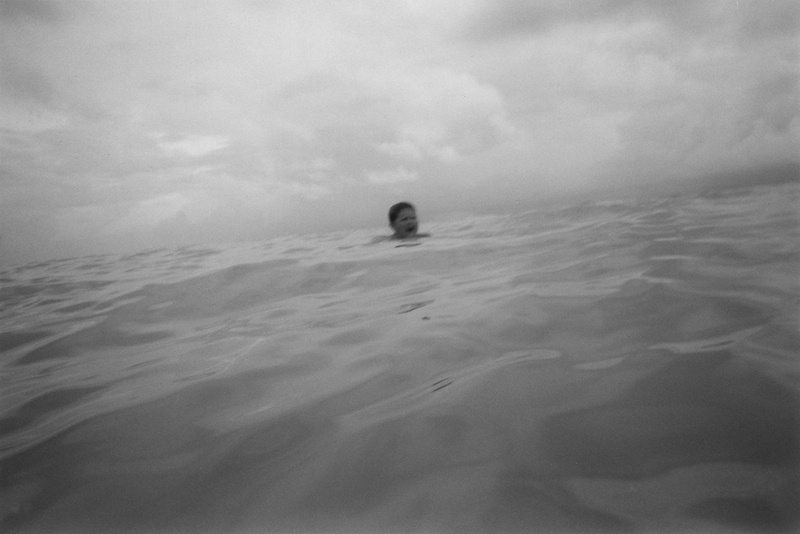 Art and Documentary Photography - Loading 24_at age 11 panic attack in Gulf of Mexico.2002.jpg