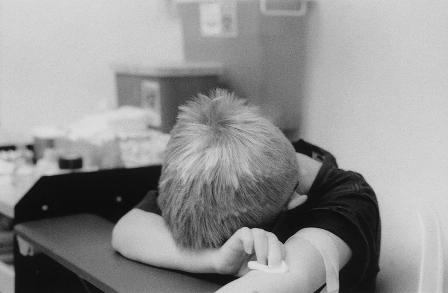 Art and Documentary Photography - Loading 17_weekly blood draw age 7. 1998.jpg