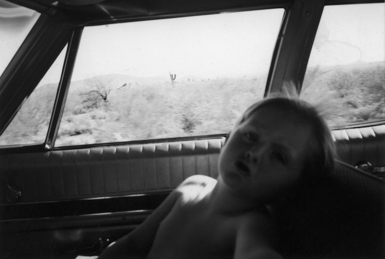 Art and Documentary Photography - Loading 07_at age 3 car ride desert.1994.jpg