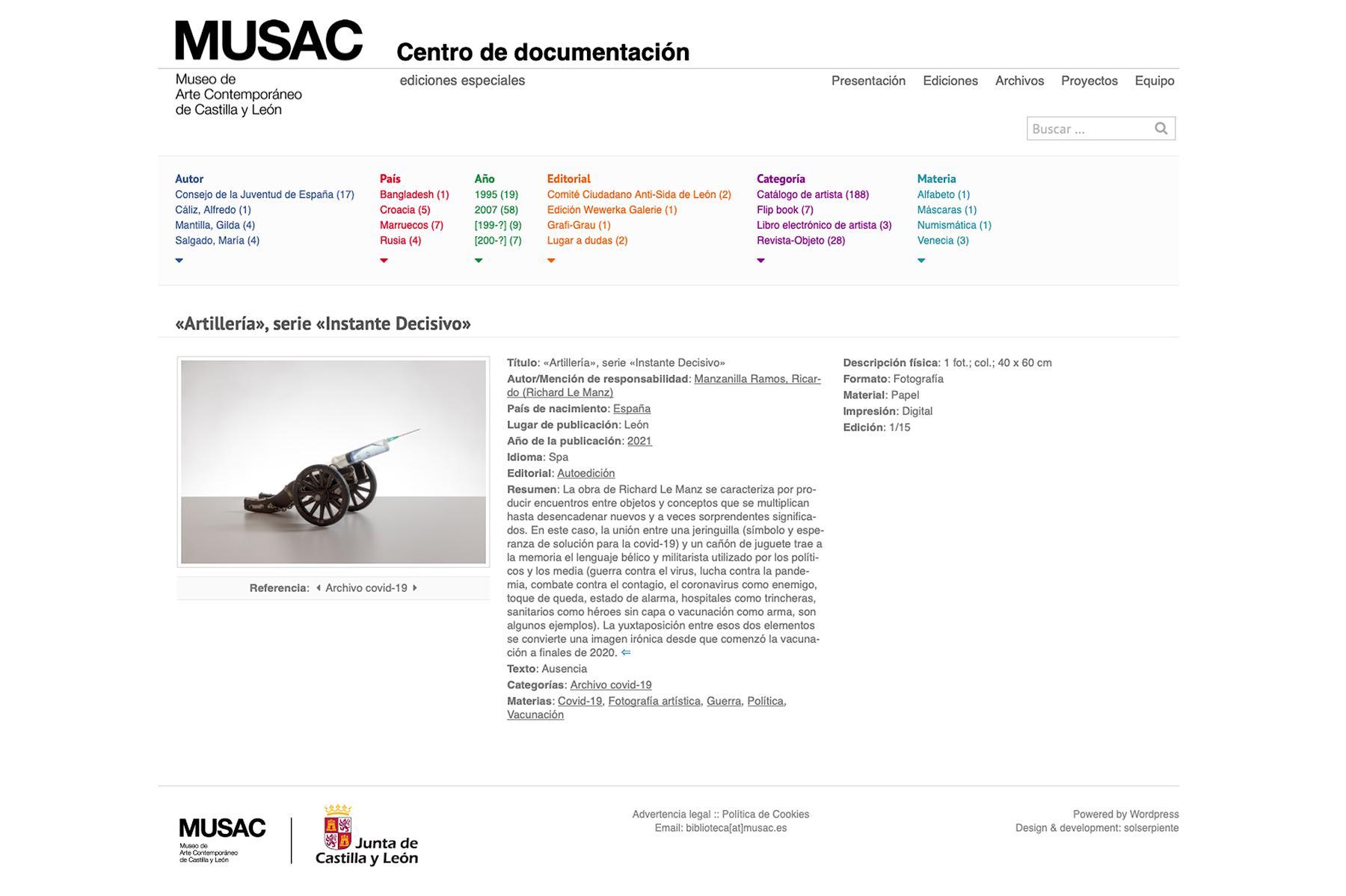 Art and Documentary Photography - Loading Musac-Leon.jpg