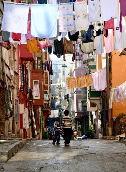 Sokakta Hayat Var  La vie est dans les rues