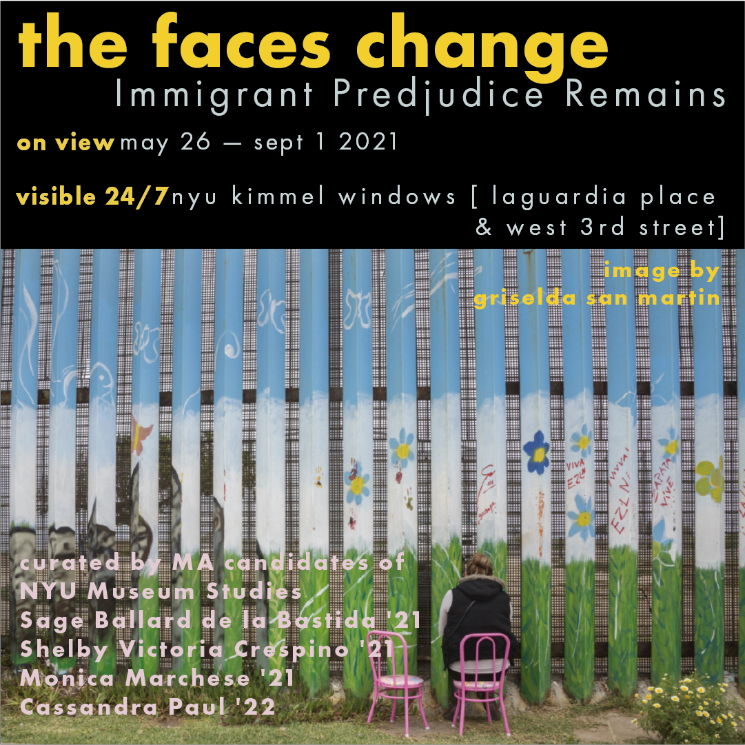 Art and Documentary Photography - Loading faceschange-NYUexhibition.png
