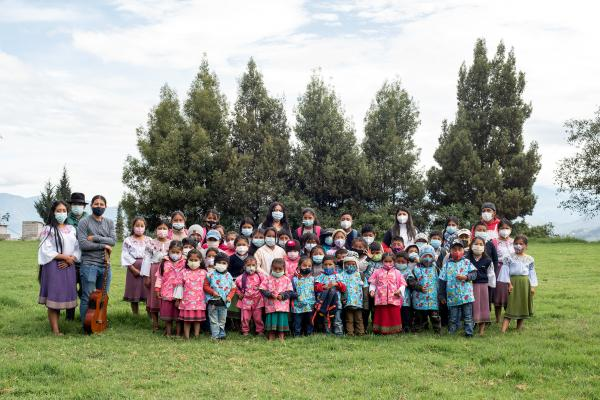 Ecuador: Community Education