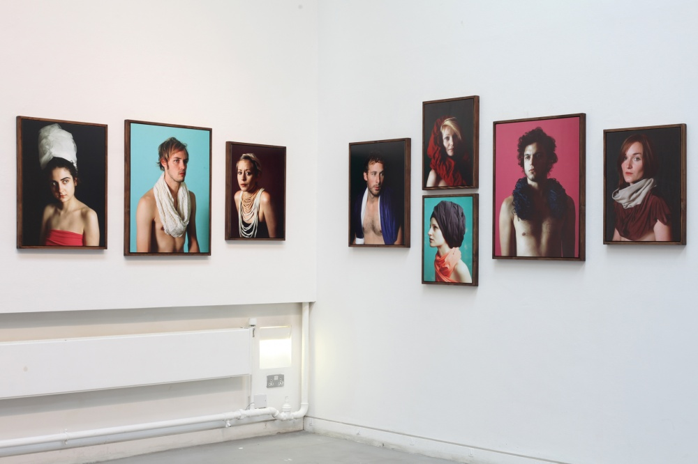 Art and Documentary Photography - Loading Maria Sturm_Perception Systems_Installation View.jpg