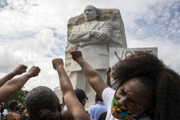 March On Washington 2020