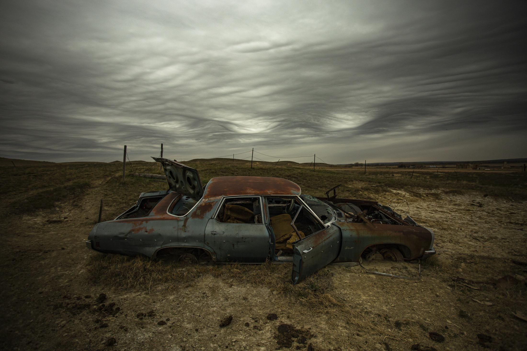 """Oil Boom Boys4/23/15North Dakota 20150423-4-23-15466469.JPG North Dakota has become the center of conversation for a more energy-efficient move for the United States. With the discovery of oil in """"The Bakken"""" Shale and hydraulic fracking, people from all over the country migrated to the rural towns of North Dakota. The rumors almost hard to believe that you could make six-figures as a roughneck attracted most of the new occupants. The majority of the oil field workers were male and would find themselves living in overpriced """"man camps"""" provided by oil companies. The struggles of depression, fatigue, and below zero weather would make or break these men's charter."""