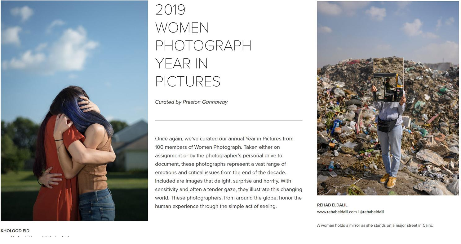 Women Photograph, Image digital and print publication, 2020 https://www.womenphotograph.com/news/2019/12/6/2019-year-in-pictures