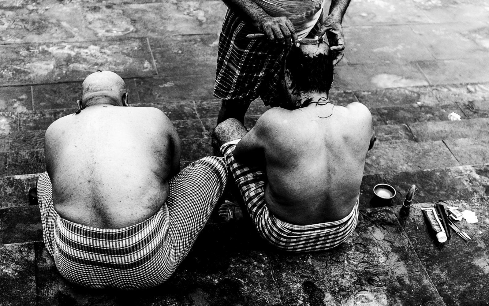 Photography image - Loading Akshat-Bagla-People-Shaving.jpg
