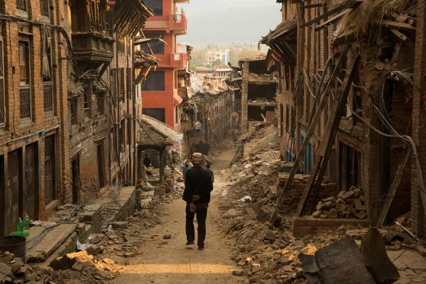 Nepal: A Shattered Country