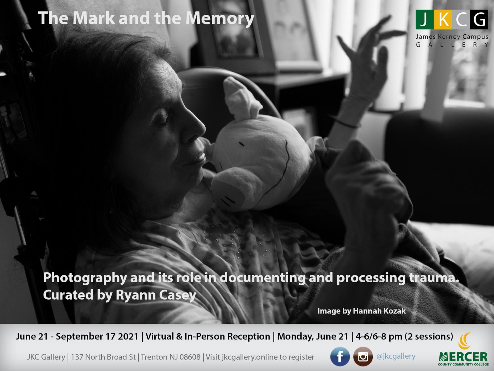 Photography image - Loading JKC_The_Mark_and_The_Memory_postcard_hannah_kozak.jpg