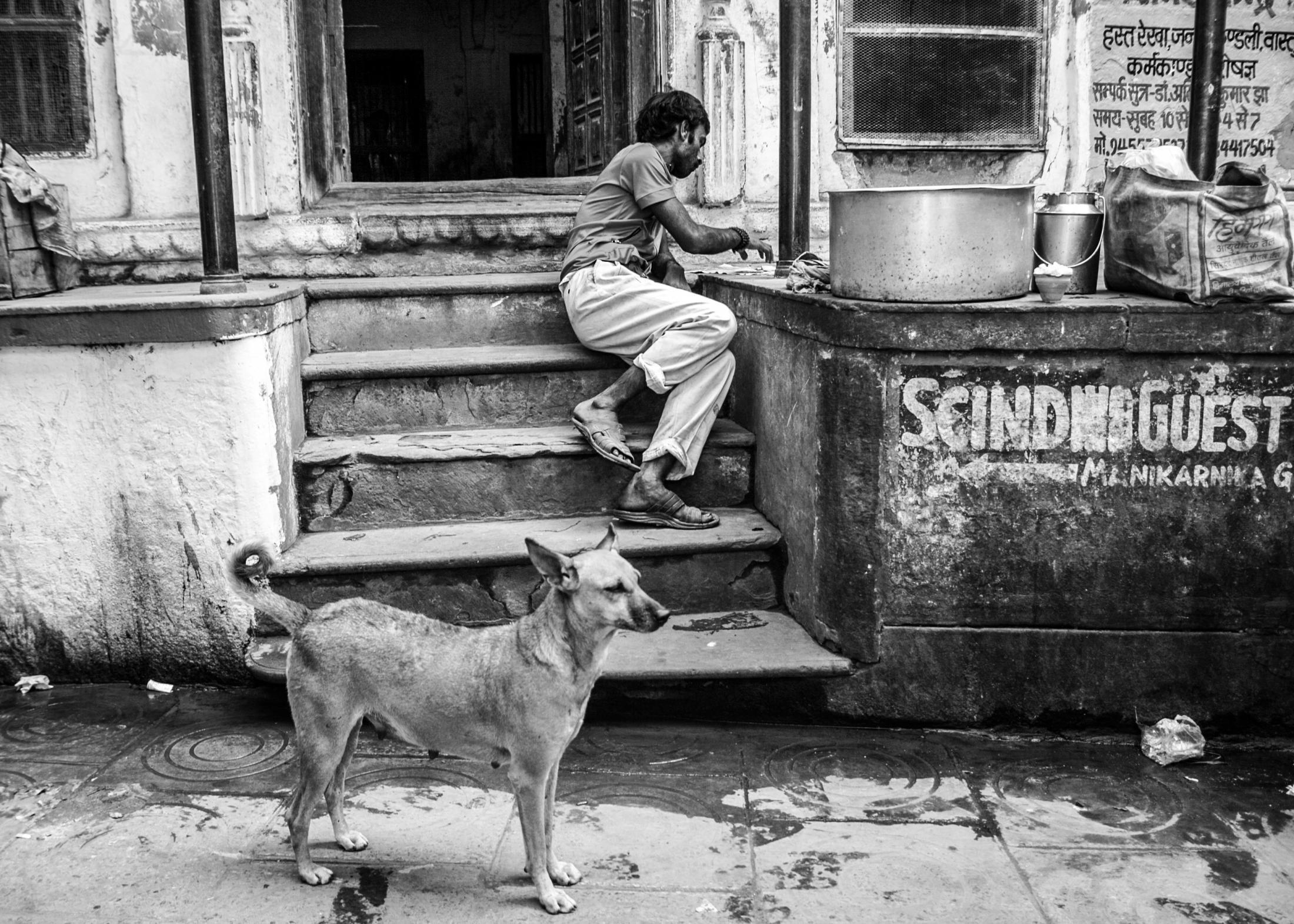 Varanasi, India 2012