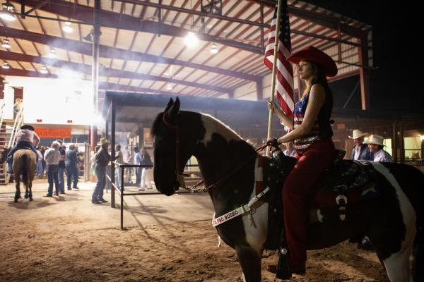 Catch as Catch Can: The American Rodeo