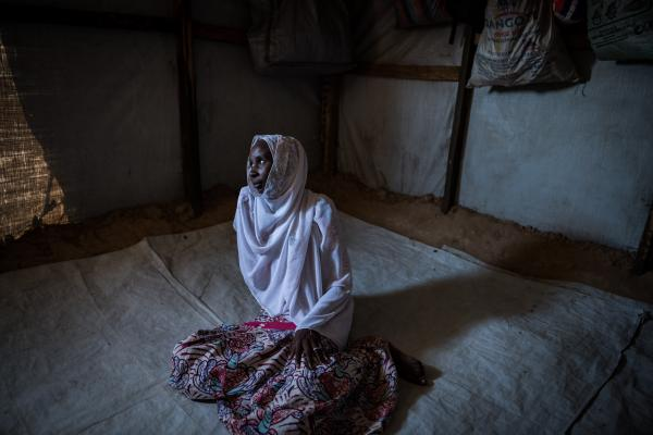 Halima* was married off when she was 12 years old. At 14 she got pregnant and developed a medical condition called eclampsia. A few months after she gave birth, she was said to be schizophrenic. In 2018, Halima* was raped by a stranger. She got pregnant, gave birth, but lost the child in 2019 to a domestic accident.