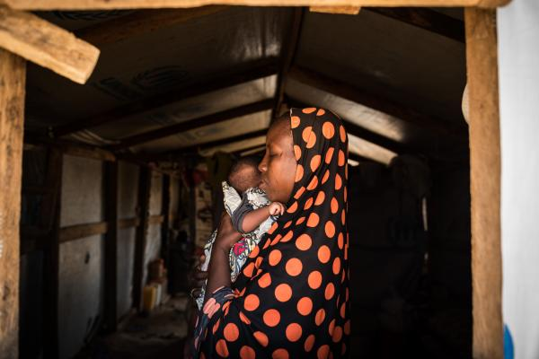Farida*, 28, is a self-employed mother of 4 kids. She was married off at 16 to a man twice her age. Farida* who has been married for 12 years, has had to live through a verbally and physically abusive marriage for 11 years. However, in March 2020, after the Nigerian government announced a six weeks lockdown to curb the spread of COVID-19, Farida's husband was forced to stay with her and the children for the first time in a long time. During and after the lockdown, he stopped abusing her and has begun making an effort to stay with her and their children.