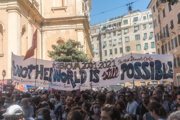 Genova 2001-2021: Another word is still Possible