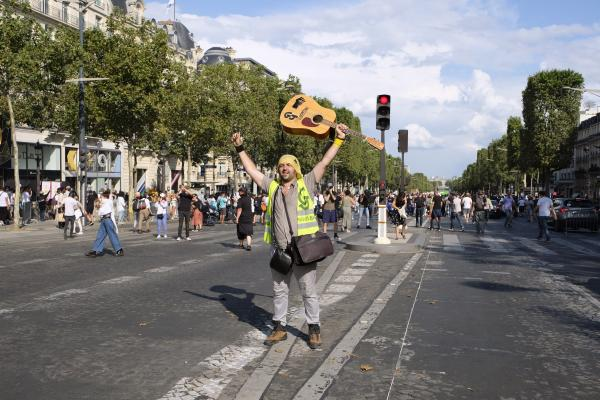 Return Of The Yellow Vests