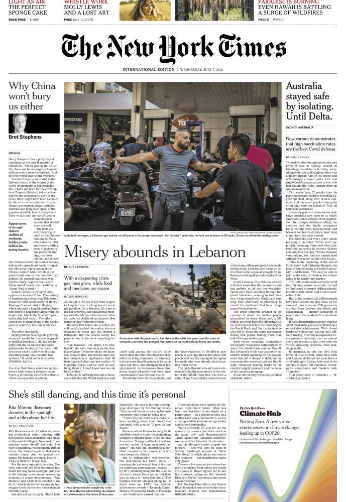 Photography image - Loading NYT-crisis.jpg