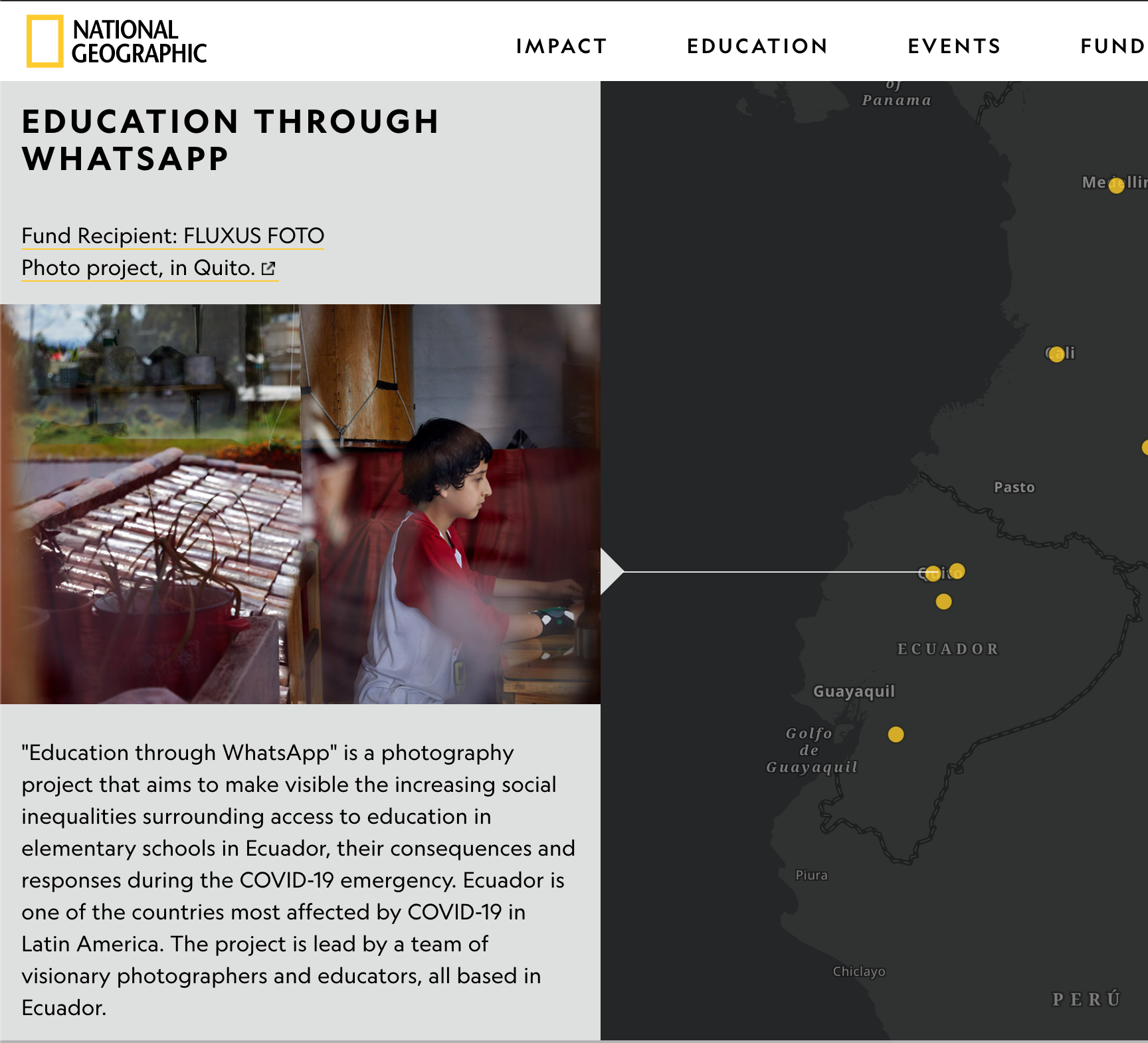 NATIONAL GEOGRAPHIC - 2020 - Publication - web