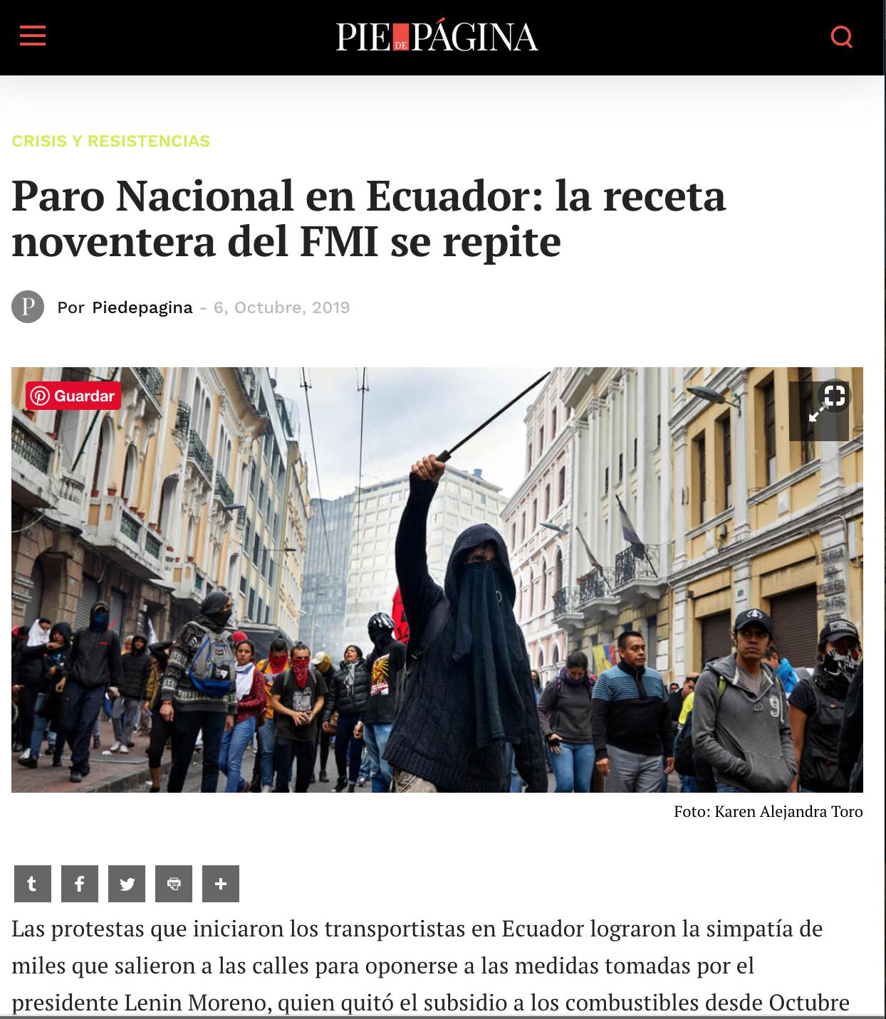 PIE DE PÁGINA - 2019 - Publication - web