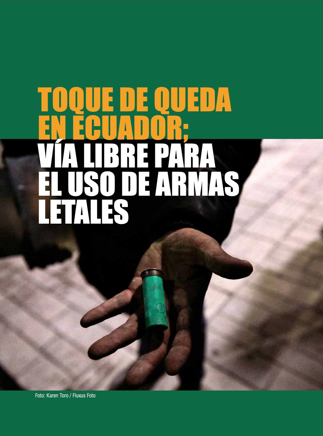 """CLACSO """"Ecuador. La insurrección de Octubre"""" - 2020 - Publication - web"""