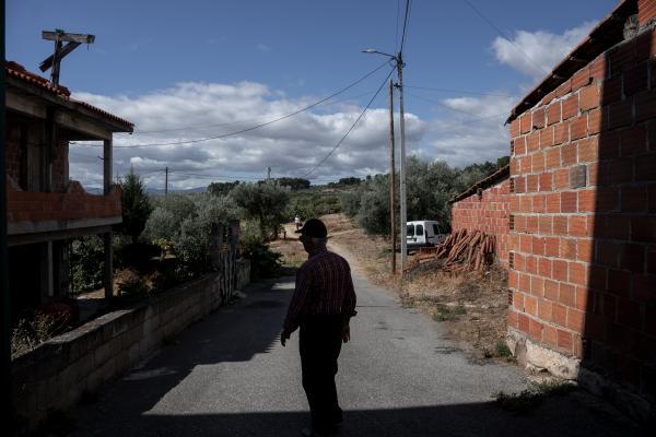 Possacos, Portugal Forgotten