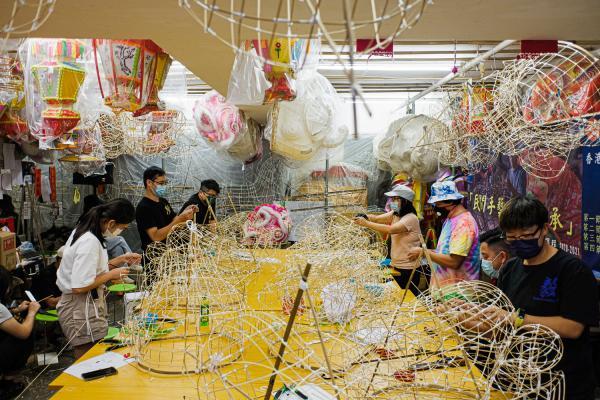 Art of Paper Craft (Zhizha)