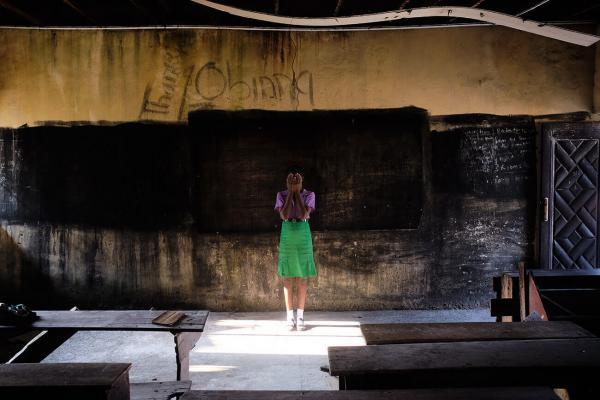 Legal Rape by Emeke Obanor