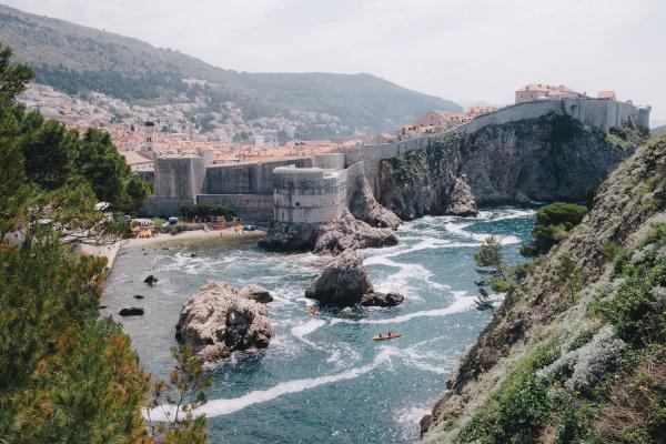 Dubrovnik for Culture Trip x British Airways