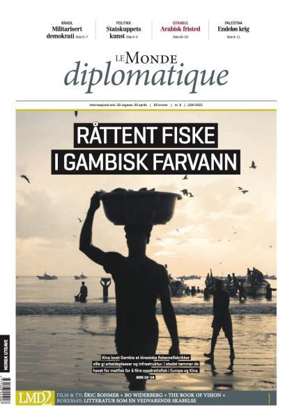 Le Monde Diplomatique  -Scandinavia  Published: July 2021