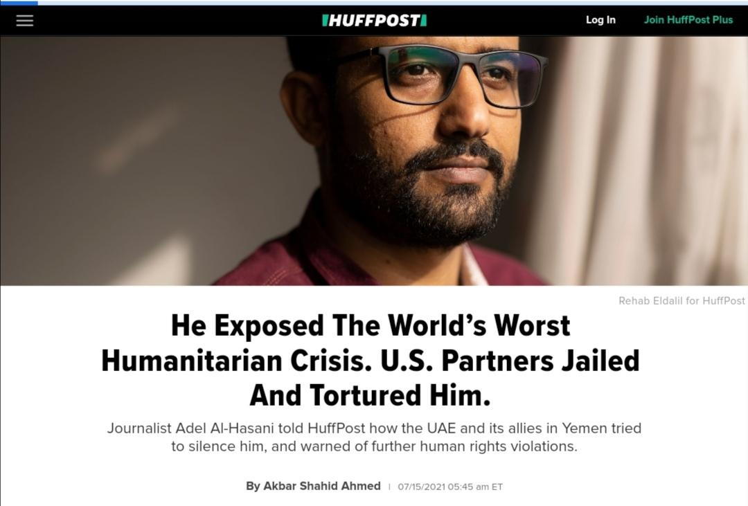 HuffPost, Image digital publication (assignment), 2021 https://m.huffpost.com/us/ entry/us_ 60ef1a1ce4b022142cf44a43